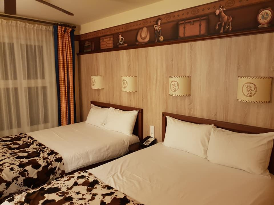 Hotel Cheyenne Disneylandparis Les Petits Voyages