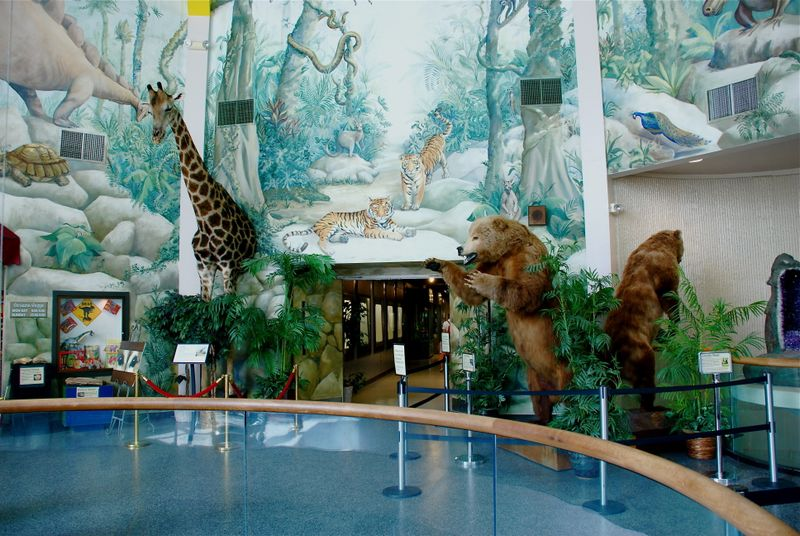 Musée aquarium Greensboro