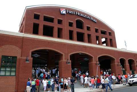 stadium greensboro