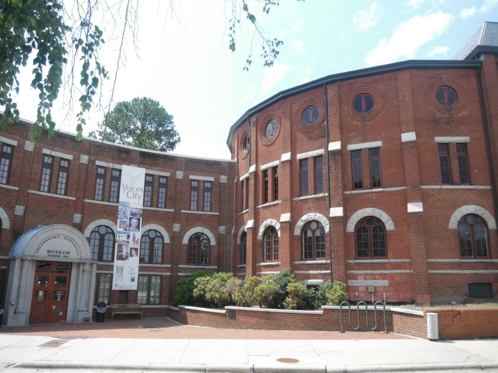 musee d'histoire de Greensboro
