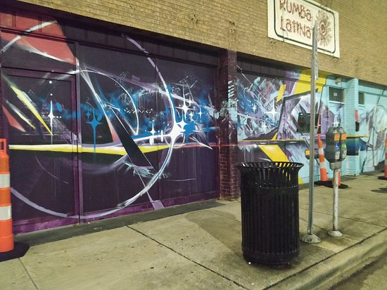 street project mural