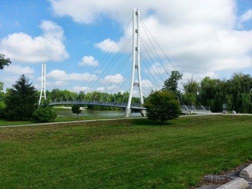 Un des 21 ponts