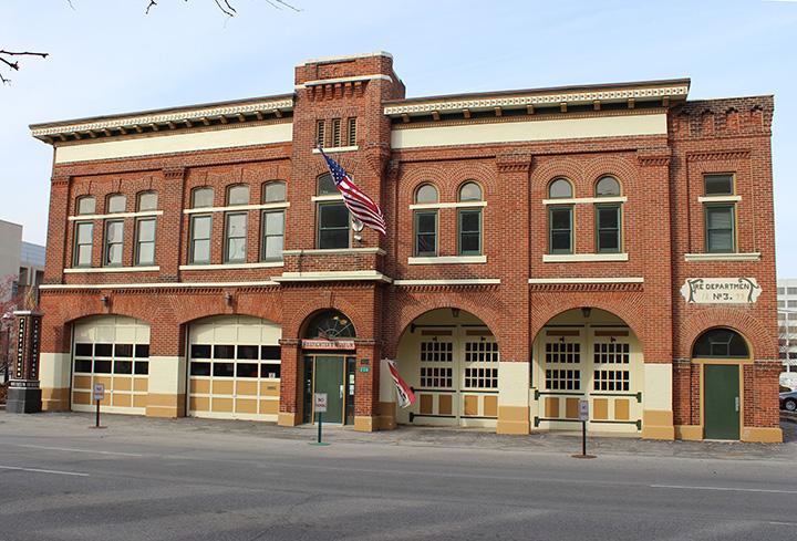 Le musée des services d'incendie Fort wayne