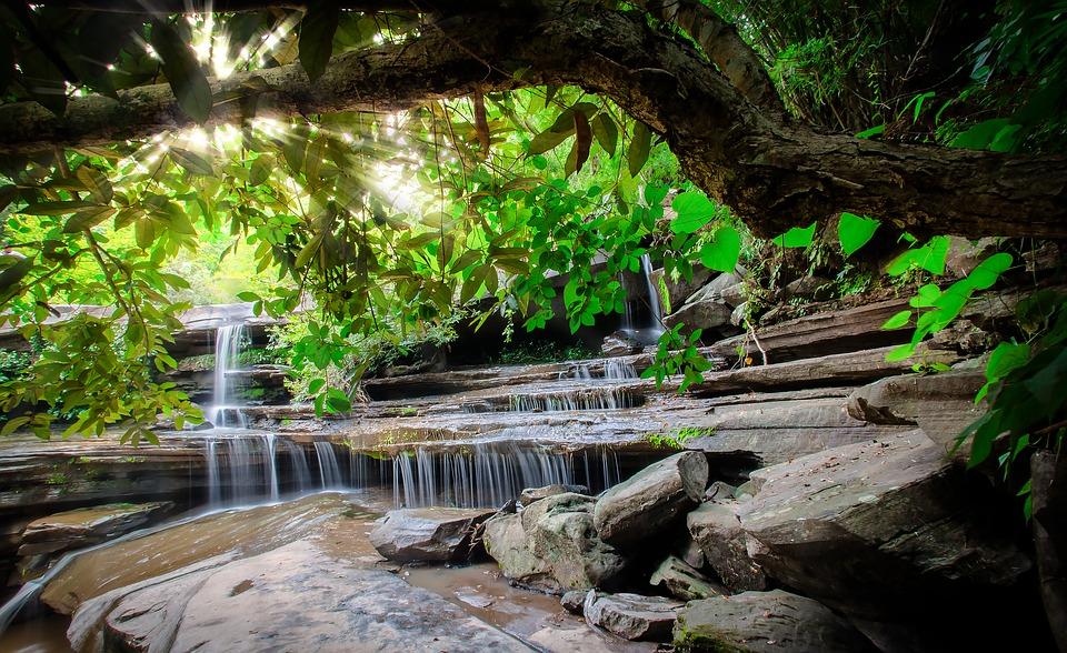cascades thailande