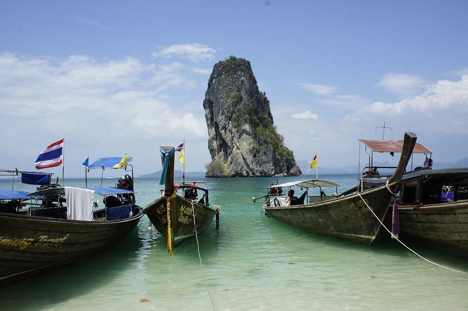 thailande les iles