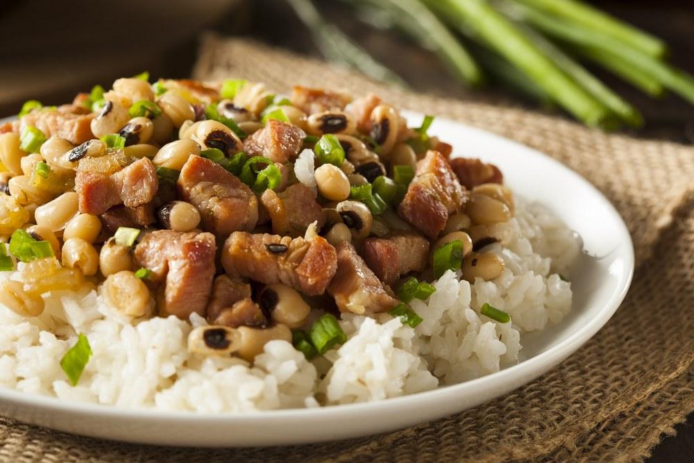 qu'est ce qu'on mange aux usa riz