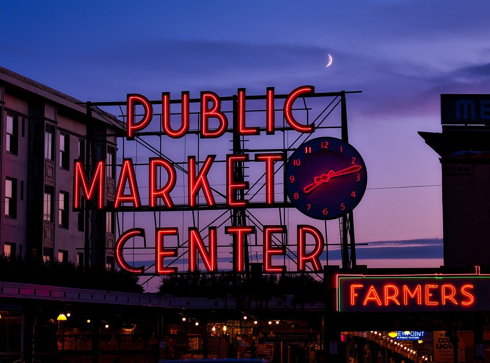 marché Seattle