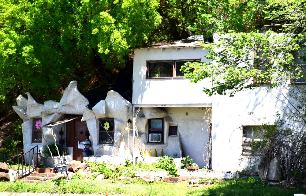 cave house Tulsa
