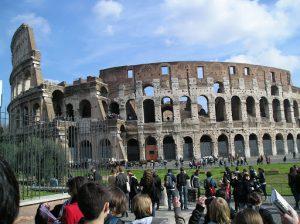 Confinement Rome
