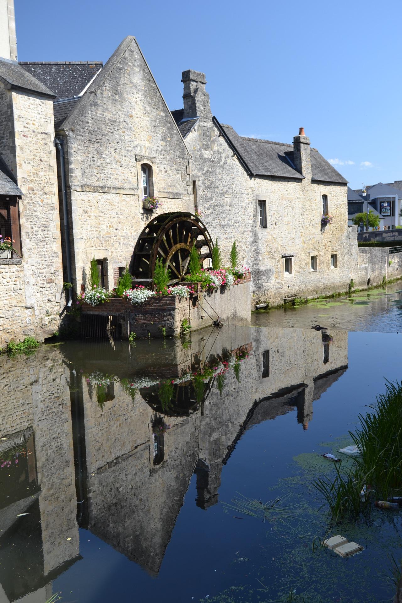 bayeux détour en Normandie