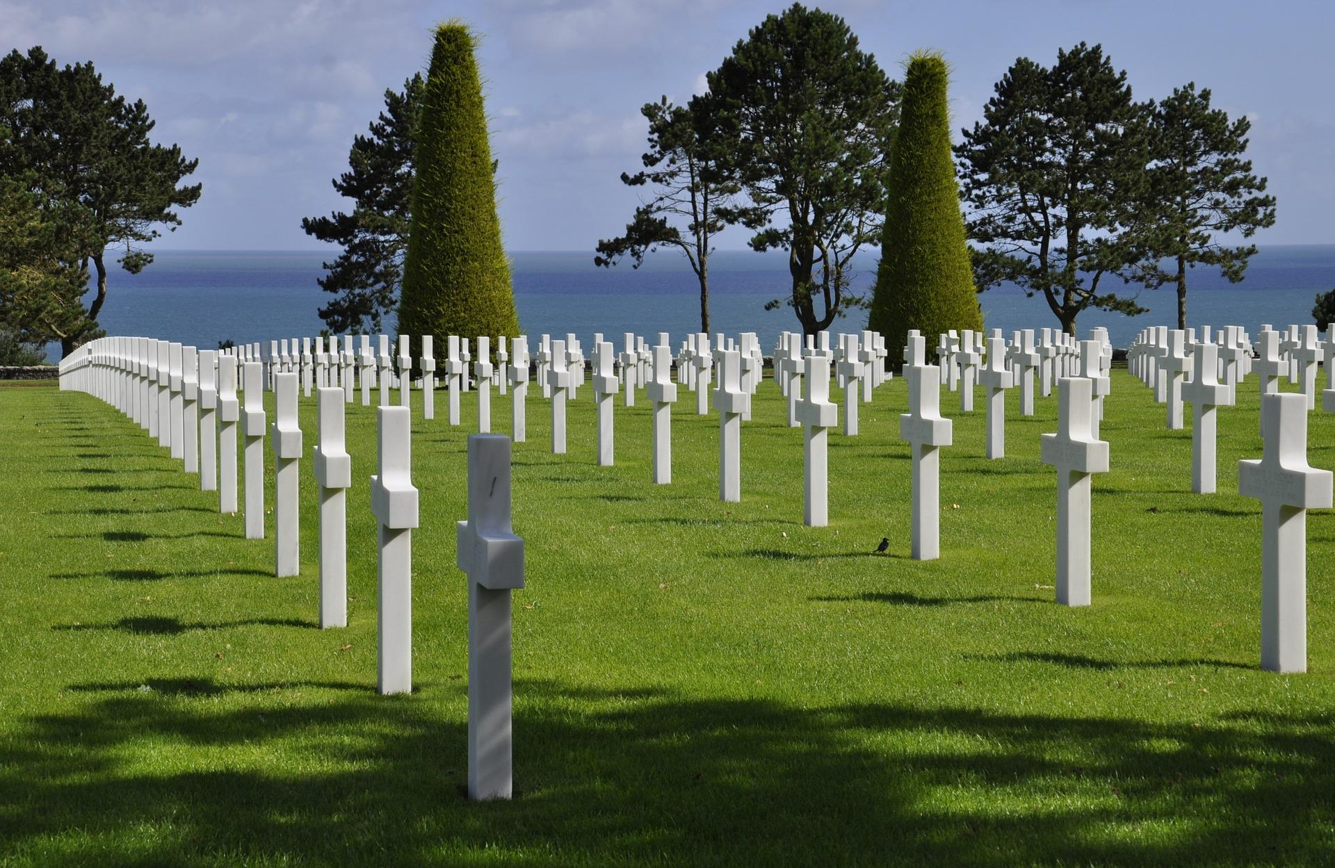 cimetière americain