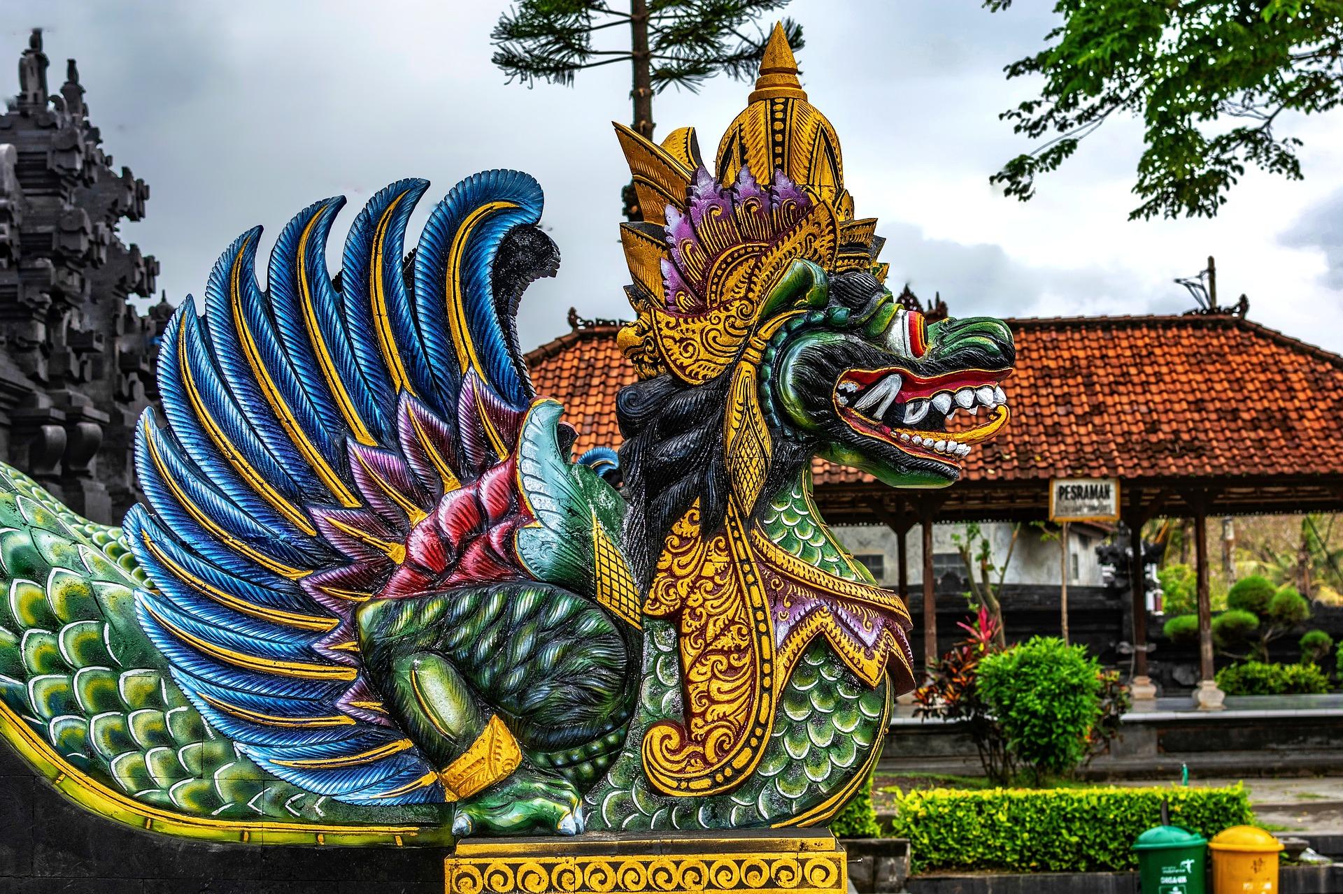 Bali l'île des Dieux
