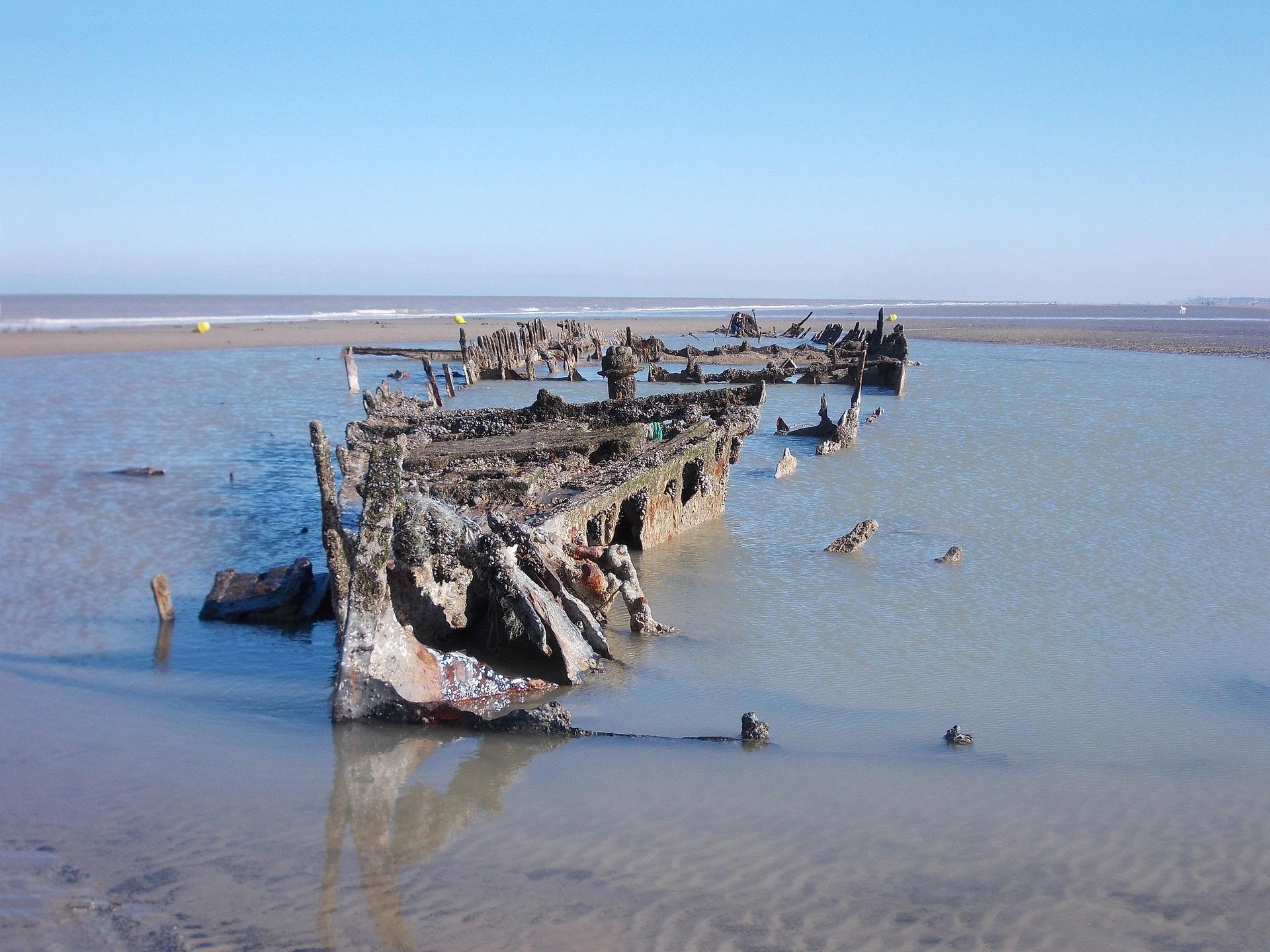 les plages du débarquement détour en Normandie