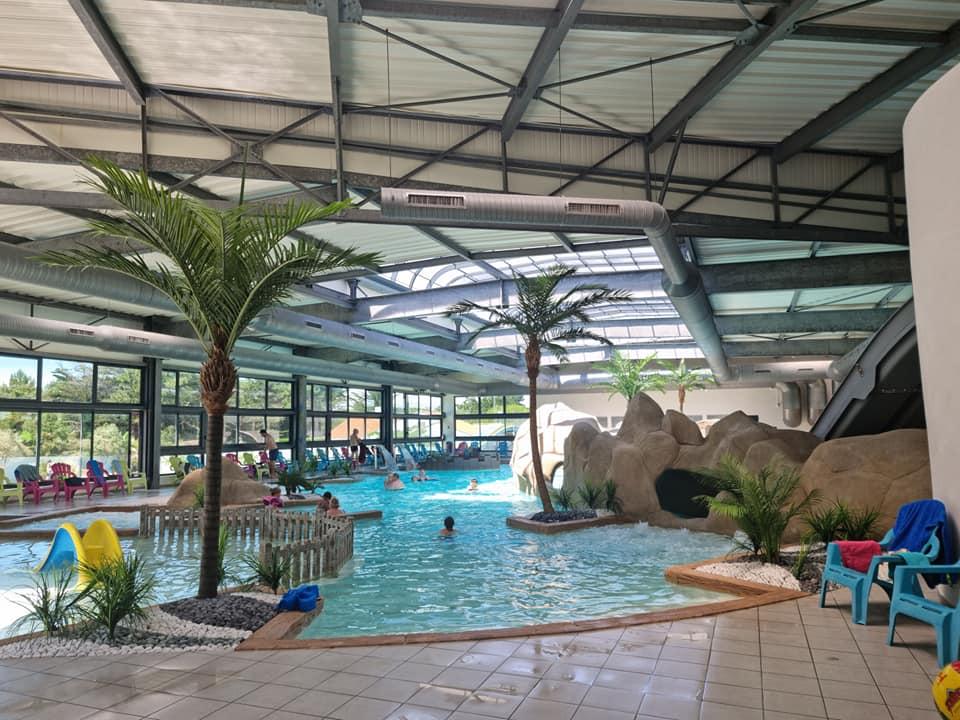 piscine camping l'ocean vendee