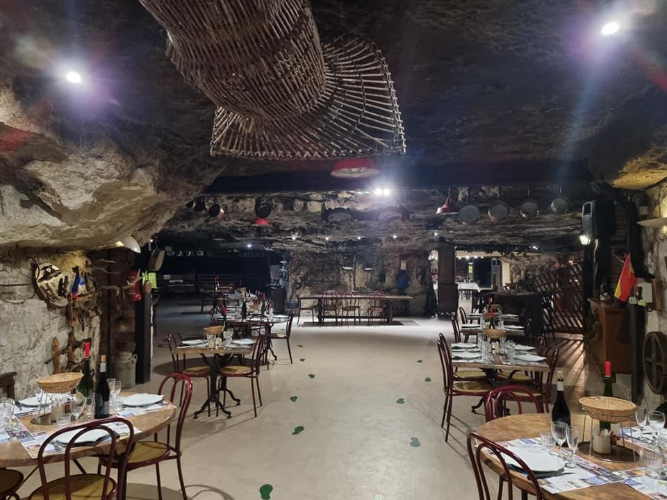 restaurant aire d'amboise